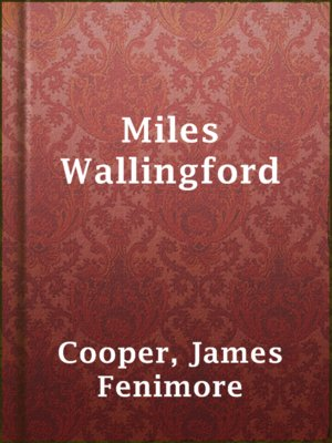 cover image of Miles Wallingford
