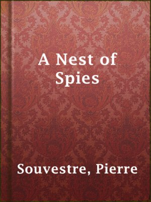 cover image of A Nest of Spies
