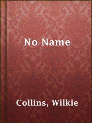 cover image of No Name