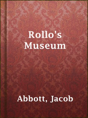 cover image of Rollo's Museum
