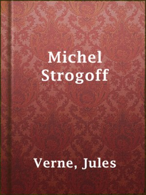 cover image of Michel Strogoff