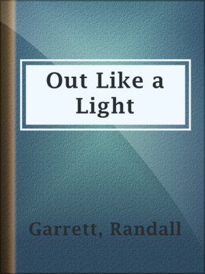 cover image of Out Like a Light