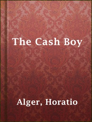 cover image of The Cash Boy