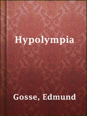 cover image of Hypolympia
