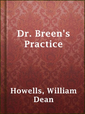 cover image of Dr. Breen's Practice