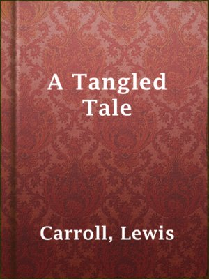 cover image of A Tangled Tale