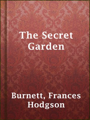 cover image of The Secret Garden