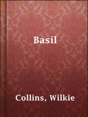 cover image of Basil