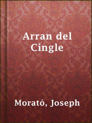 cover image of Arran del Cingle