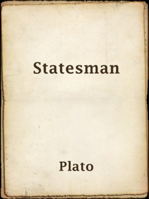 cover image of Statesman