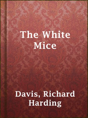 cover image of The White Mice