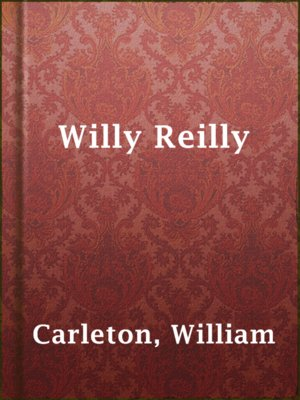 cover image of Willy Reilly
