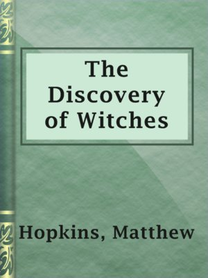 323 results for A Discovery of Witches · OverDrive (Rakuten
