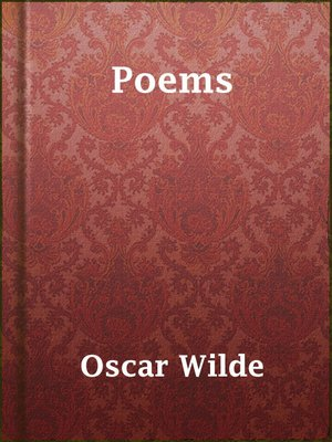 cover image of Poems