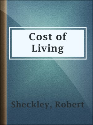 cover image of Cost of Living