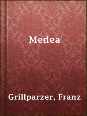 cover image of Medea