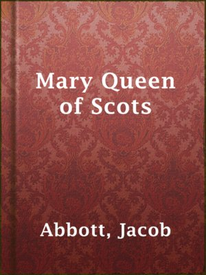 cover image of Mary Queen of Scots