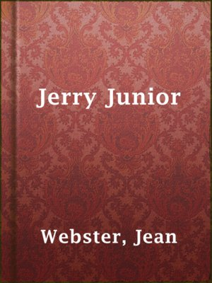 cover image of Jerry Junior