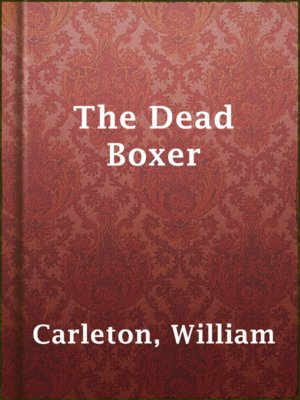 cover image of The Dead Boxer