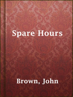 cover image of Spare Hours