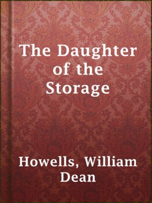 cover image of The Daughter of the Storage