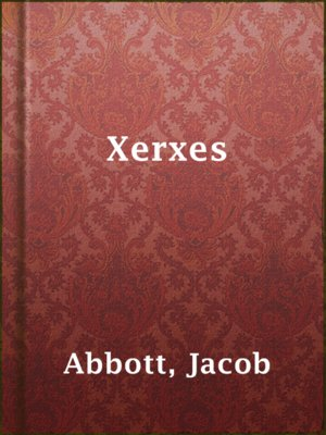 cover image of Xerxes