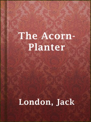 cover image of The Acorn-Planter