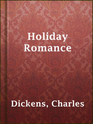 cover image of Holiday Romance