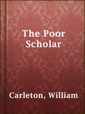 cover image of The Poor Scholar