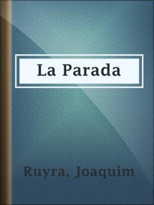 cover image of La Parada