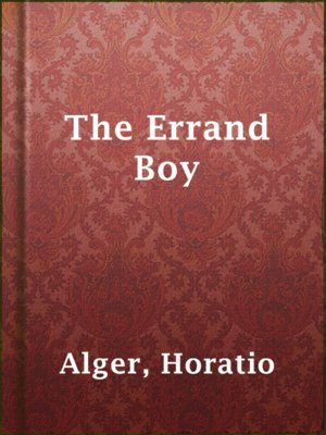 cover image of The Errand Boy