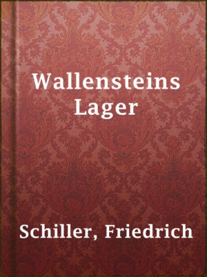 cover image of Wallensteins Lager