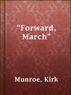 "cover image of ""Forward, March"""