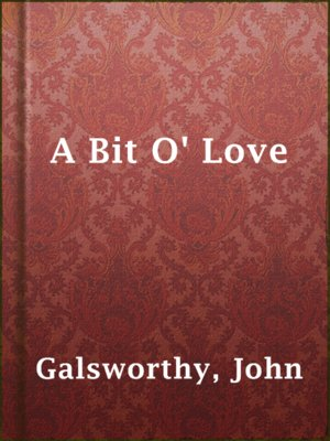 cover image of A Bit O' Love