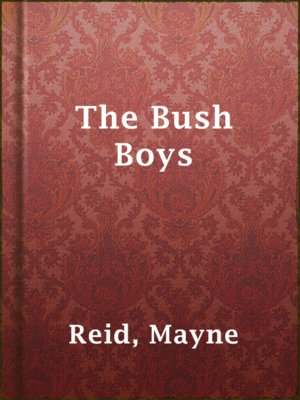 cover image of The Bush Boys