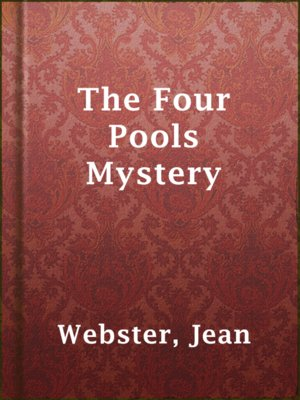 cover image of The Four Pools Mystery