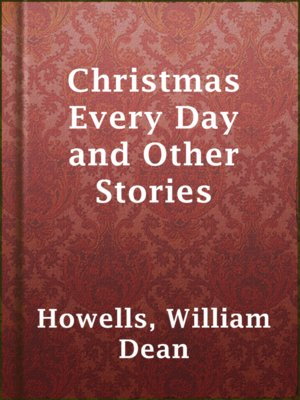 cover image of Christmas Every Day and Other Stories