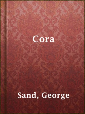 cover image of Cora