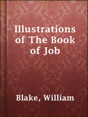 cover image of Illustrations of The Book of Job