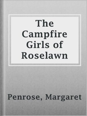 cover image of The Campfire Girls of Roselawn