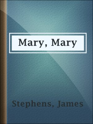 cover image of Mary, Mary