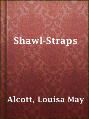 cover image of Shawl-Straps