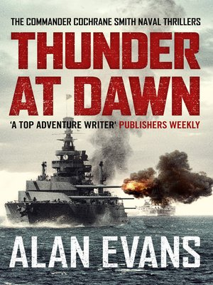 cover image of Thunder At Dawn