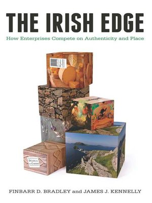 cover image of The Irish Edge