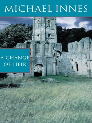 cover image of A Change of Heir