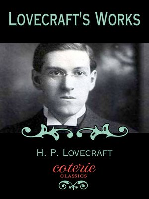 cover image of Lovecraft's Works