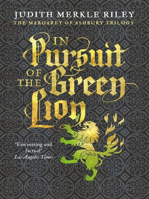 cover image of In Pursuit of the Green Lion