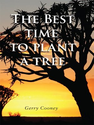 cover image of The Best Time to Plant a Tree
