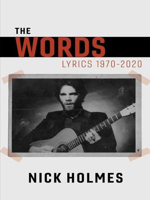 cover image of The Words