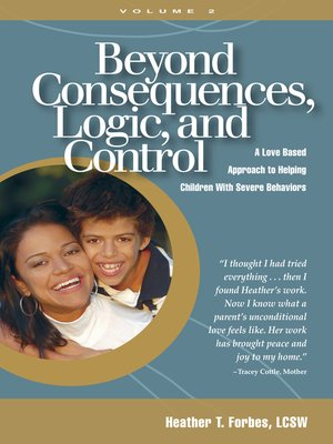 cover image of Beyond Consequences, Logic, and Control, Volume 2
